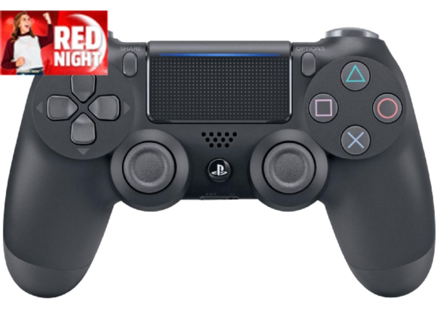 Manette Sans-fil Sony DualShock V2 pour PS4 (Frontaliers Espagne)