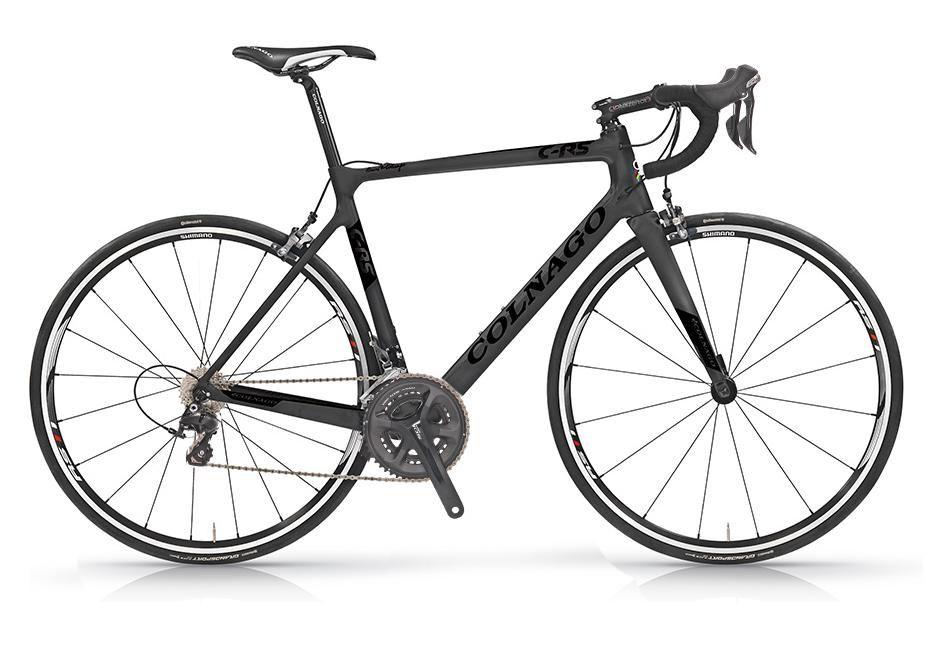 (taille 50)Vélo de route Colnago C-RS Shimano 105 11V 2017 - Noir