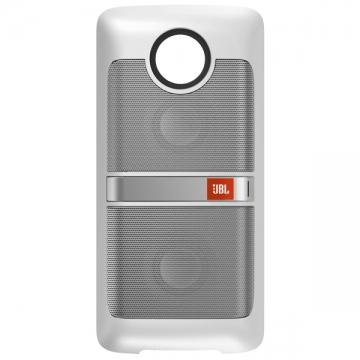 Haut-parleur Moto Mods JBL SoundBoost -  Blanc