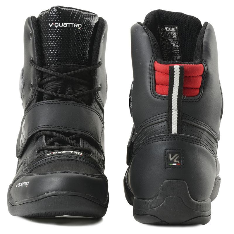 Chaussures de Moto étanches - V Quattro San Remo WP (Plusieurs tailles disponibles)