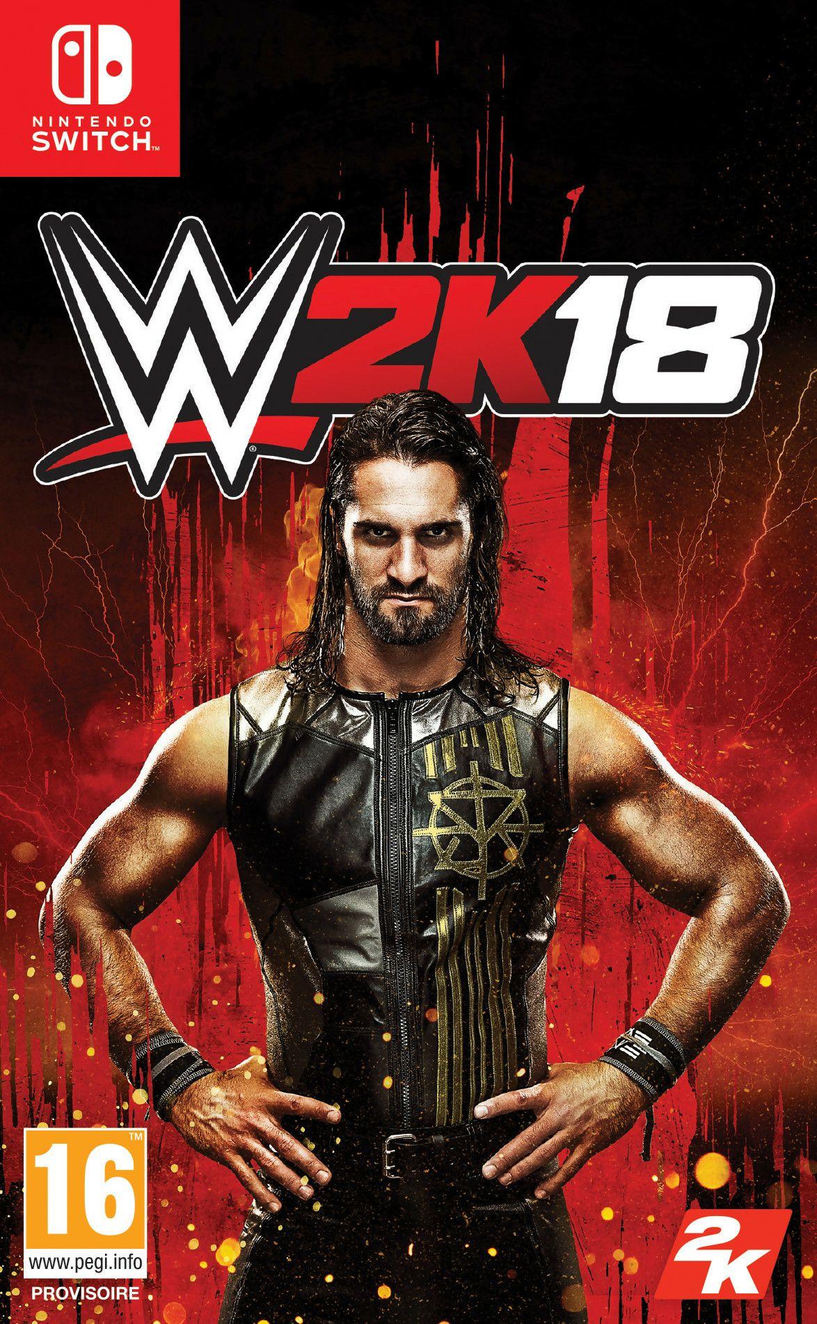 WWE 2K18 sur Nintendo Switch