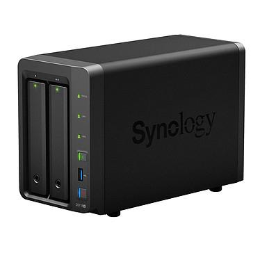 Serveur NAS Synology DS718+ - 2 baies (418.46€ avec le code PONG)