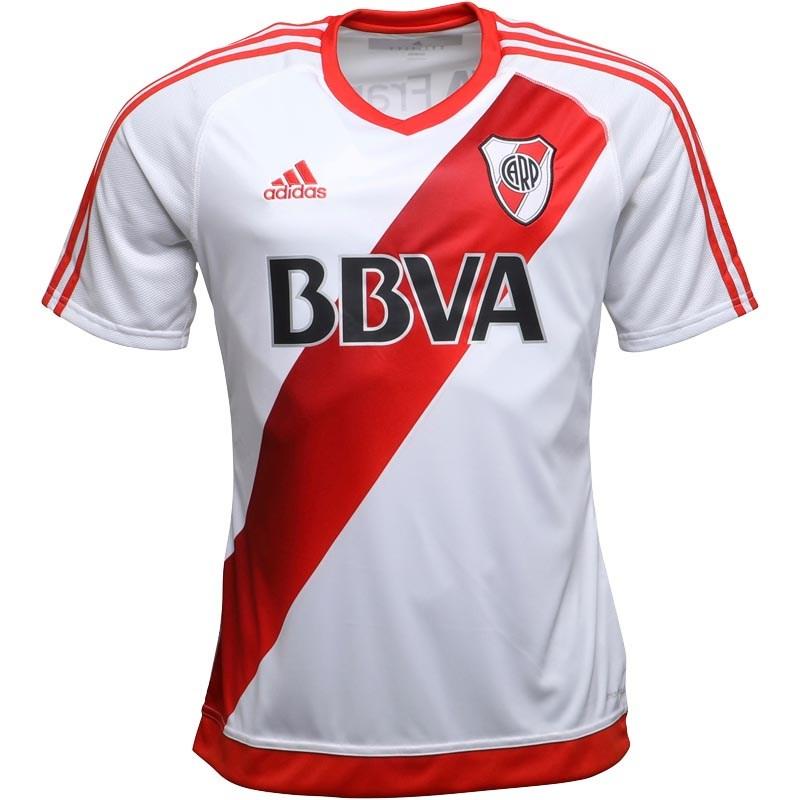 Maillot de Football adidas Carp River Plate Home - Blanc