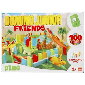 Jeu de société Goliath - Domino Junior Friends