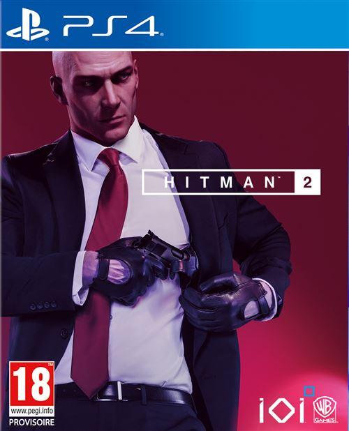 Hitman 2 sur PS4 (+Jusqu'à 1,20€ en SuperPoints)