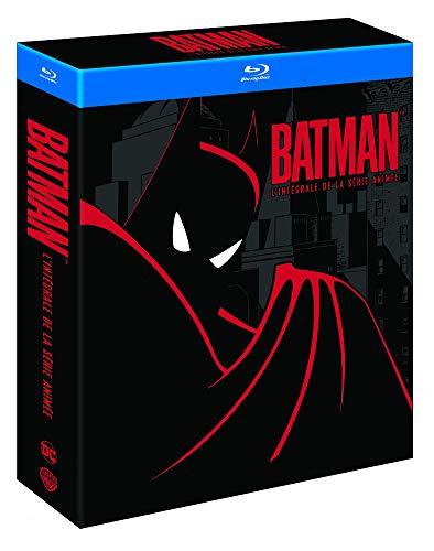 Coffret Blu-ray Batman La Série Animée - L'intégrale des 4 saisons
