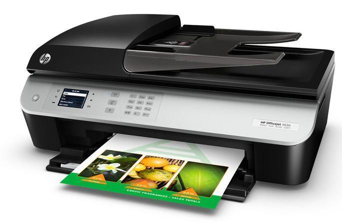 Imprimante jet d'encre Officejet 4636 Hero