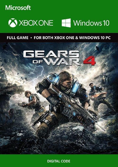 Gears of War 4 sur Xbox One & PC (Dématérialisé - Microsoft Store)