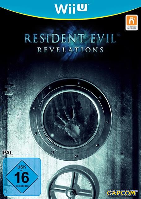 Resident Evil Revelations sur WiiU (Dématérialisé - Nintendo eShop Allemand)