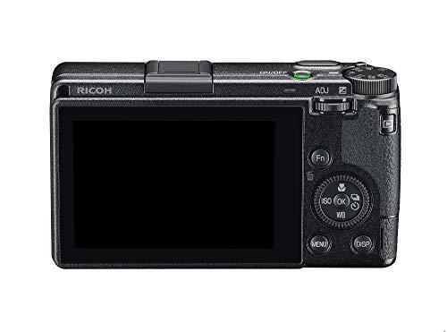 Appareil photo Ricoh GR III - 24.24Mp, écran LCD