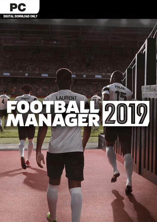 Football Manager 2019 sur PC/Mac (Dématérialisé - Steam)