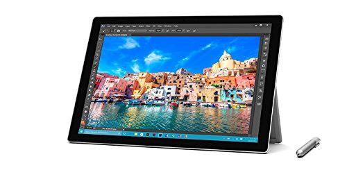 """Tablette 12.3"""" Microsoft Surface Pro 4 - Core i5 - 256 Go SSD - Argenté"""