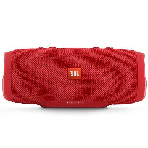 Enceinte portable JBL Charge 3 - Bluetooth, étanche, Rouge