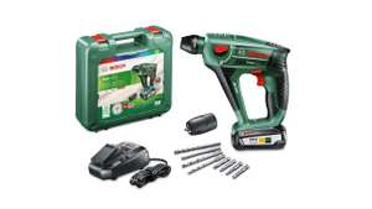 Perforateur Bosch Bosch 060395230F + Coffret - Sans Fil, 18V