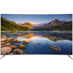 "TV 55"" Haier LE55Q6500U - 4K UHD, HDR, Incurvée, Smart TV"