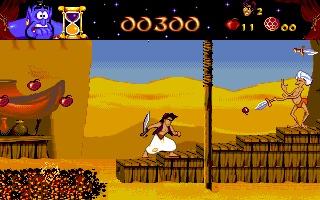 Jeu Disney's Aladdin sur PC (Dématérialisé, Steam)