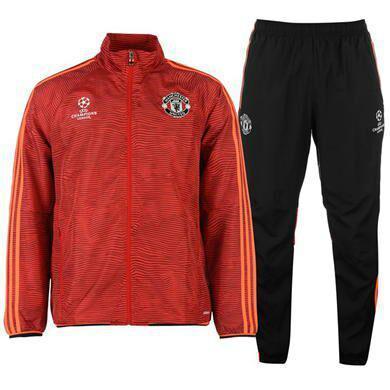 Survêtement ligue des champions Adidas Manchester United 2015-2016