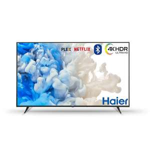 "TV 65"" Haier U65H7100 - 4K, HDR, Smart TV, Plex, Bluetooth"