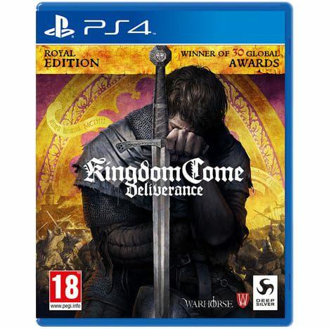 [Précommande] Kingdom Come Deliverance - Royal Edition sur PS4