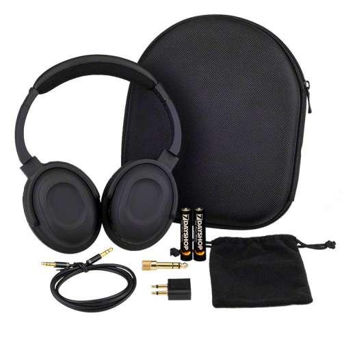 Casque audio à réduction de bruit Aero 7 + étui et accessoires