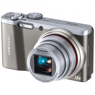 Appareil photo numérique Samsung WB-700 - Zoom optique x18