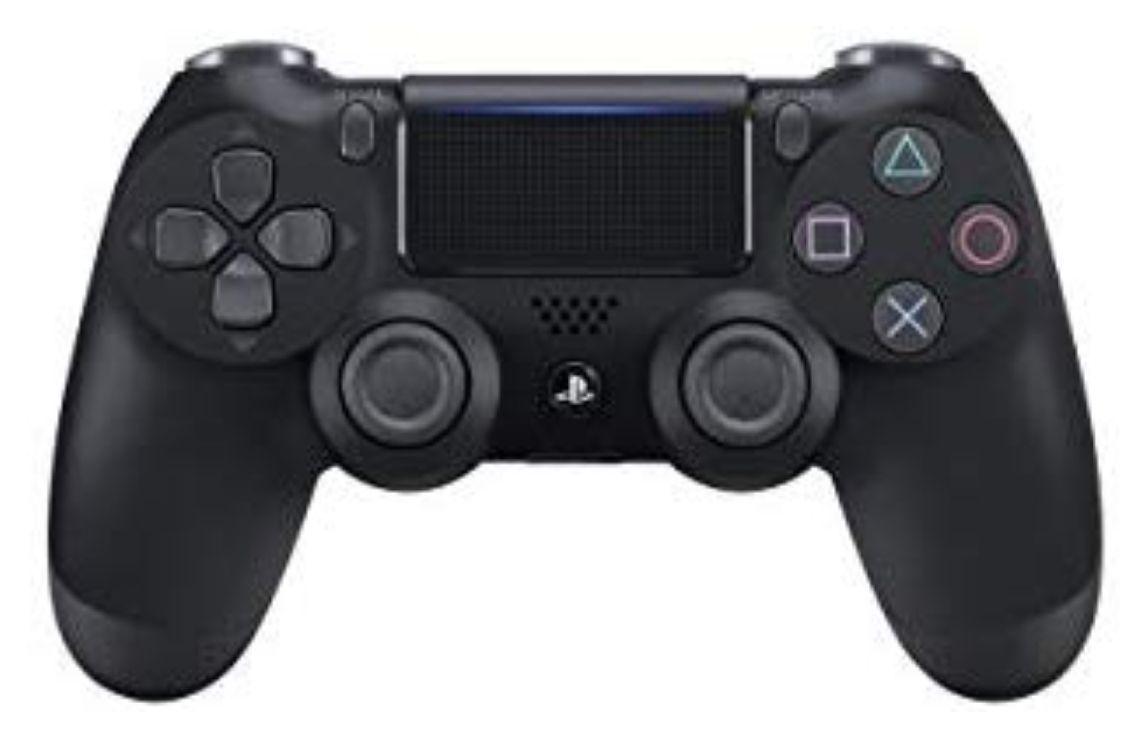 Manette Sony Dual Shock 4 V2 pour PS4 - Noir