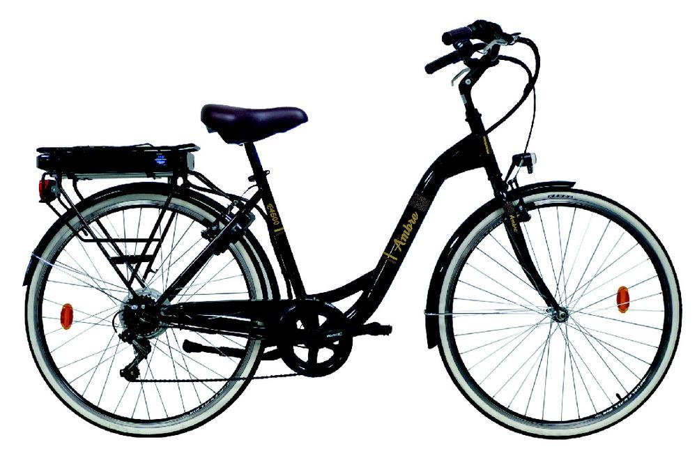 """Vélo à assistance électrique 28"""" AMBRE - 36V, 250W"""