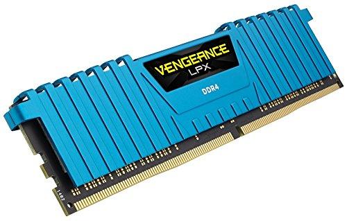 Kit mémoire RAM Corsair Vengeance LPX 16Go (2x8Go) - DDR4, 3000MHz (92,89€ avec le code FRENCHDAYS10)