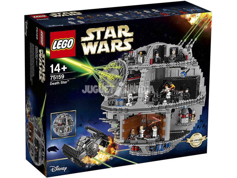 Jeu de Construction Lego Exclusives Star Wars - L'Étoile de la Mort  (juguetilandia.fr)