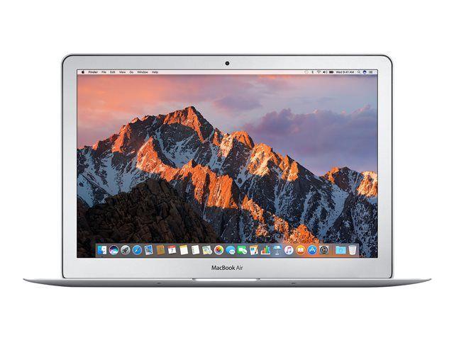 "PC Portable 13.3"" Apple MacBook Air MQD32FN/A - i5, RAM 8 Go, SSD 128 Go (+ 84.90€ en SuperPoints) - Vendeur Boulanger"