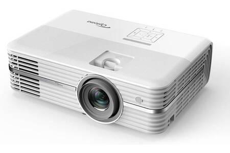 Vidéoprojecteur Optoma UHD 420X - 4K, HDR, 2200 Lumens (Blanc)