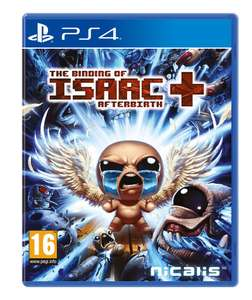 The Binding of Isaac: Afterbirth+ sur PS4