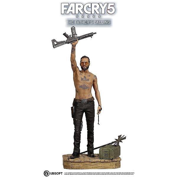 Figurine Far Cry 5 : The Father - 32cm