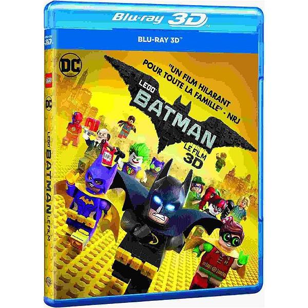 Blu-ray 3D Lego Batman