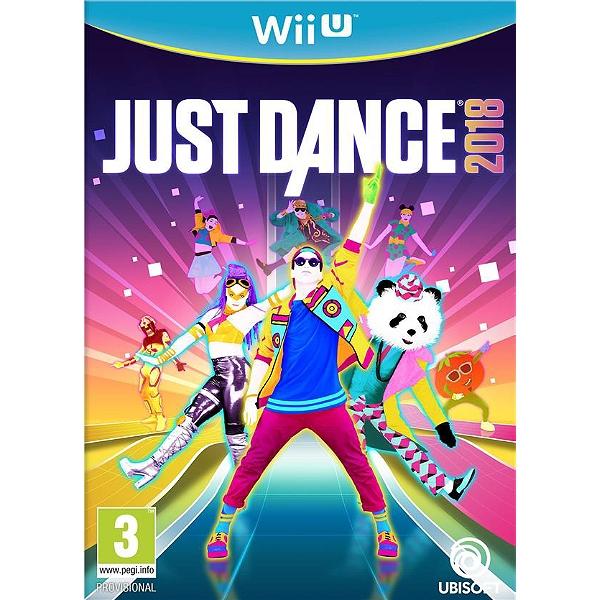 Just Dance 2018 sur Nintendo Wii U ou Xbox 360