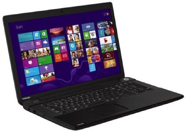 "PC Portable 17.3"" Toshiba Satellite Pro C70-B-14J - i5-4210U, 4 Go de Ram, 750 Go, AMD Radeon R7 M260"