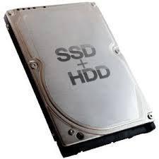 """Disque Hybride Interne 3.5"""" SSHD Seagate 1 To + 8 Go MLC"""