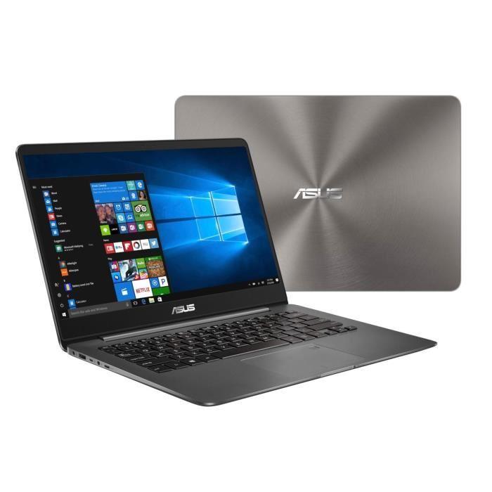 """PC Portable Ultrabook 14"""" Asus ZenBook UX430UN-GV266T - Full HD, i7-8550U, RAM 8 Go, SSD 512 Go, MX150, Windows 10"""