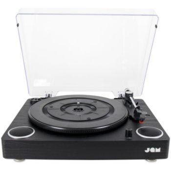 Platine vinyle JAM Sound - Noir