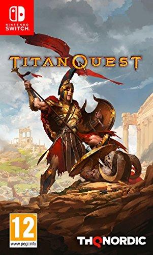 Titan Quest sur Nintendo Switch