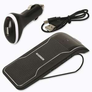 Kit mains libres Bluetooth de voiture Maginon