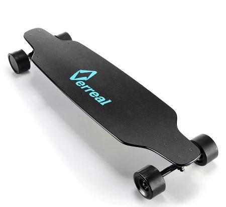 Skateboard électrique Alfawise Verreal VRLF1001