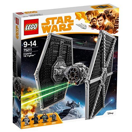 Jeu de Construction Lego Star Wars: Le TIE Fighter impérial - 75211 (40€ avec le code FRENCHDAYS10)