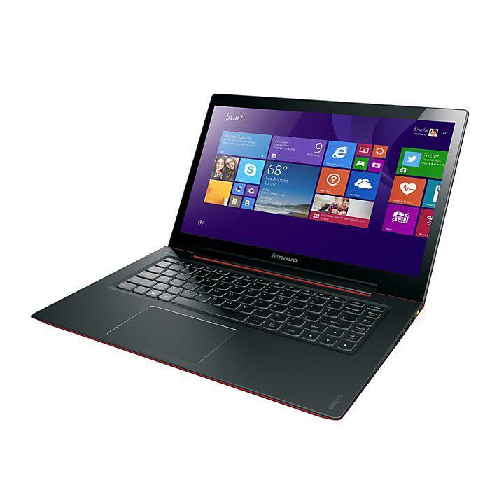"PC Portable Tactile 14"" Lenovo U430 Touch (Core i5 4258U, 500Go HDD + 8Go SSHD, 4Go RAM)"