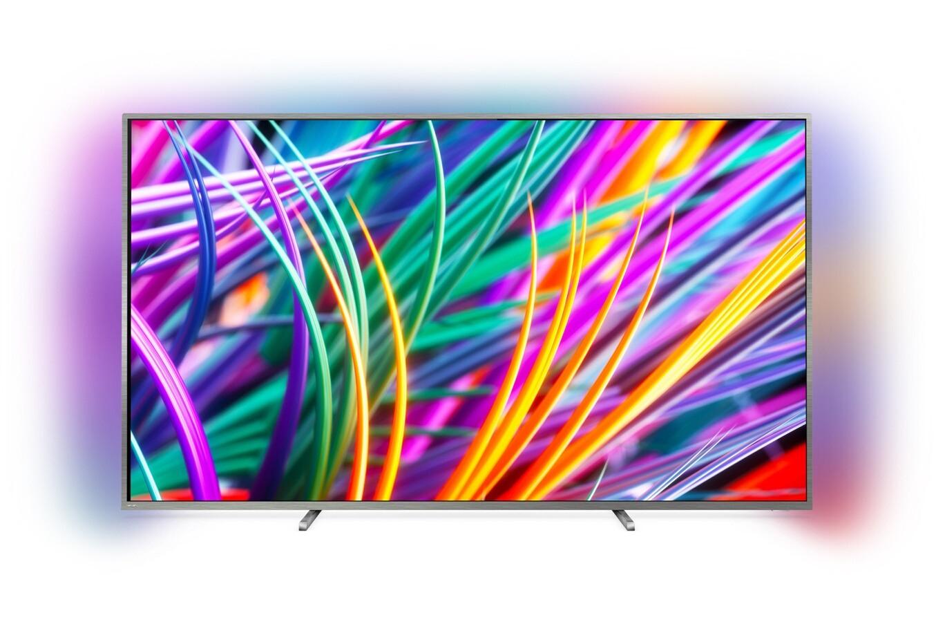 """TV Philips 75"""" 75PUS8303 - 4K UHD, 100 Hz NanoLED, Ambilight 3 côtés, P5 (Via ODR 500€)"""