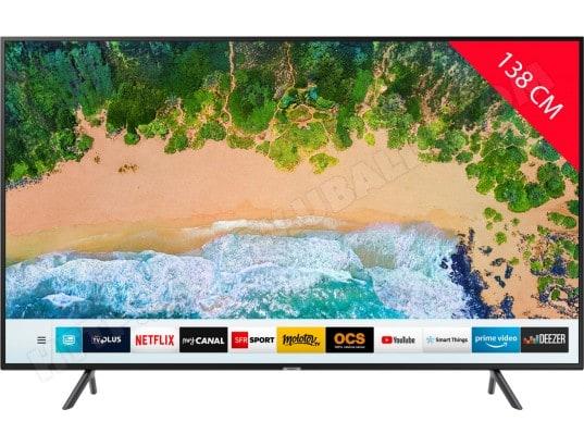 """TV LED 55"""" Samsung UE55NU7175 - 4K UHD, Smart TV"""