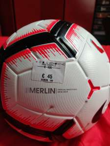 Ballon de football Nike Merlin - Villeneuve-d'Ascq (59)