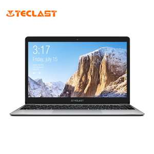"PC Portable 14""  Teclast F7 Plus - N4100, 8 Go de RAM, SSD 128 Go, Windows 10 (QWERTY)"