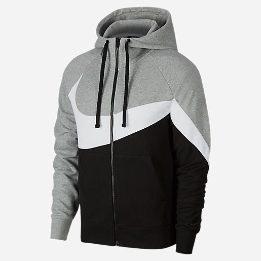 Jusqu'à 40% de réduction sur une sélection de produits Nike - Ex : Veste à capuche homme Sportswear Ft Statement