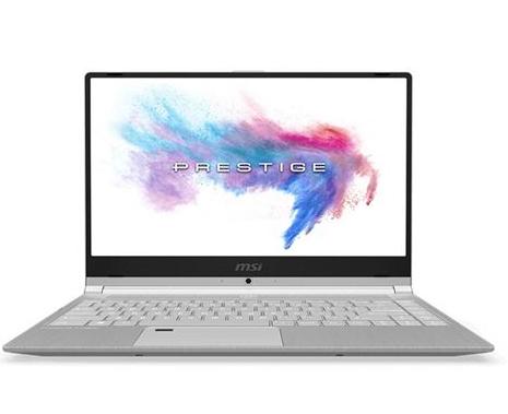 "PC UltraPortable 14"" MSI Prestige PS42 Modern 8RC-070FR - i7-8550U, 512 Go NVMe, GTX 1050, 16Go RAM"